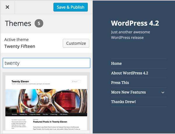 Wordpress 4.2'ye güncellendi büyük yenilikler geldi! 4