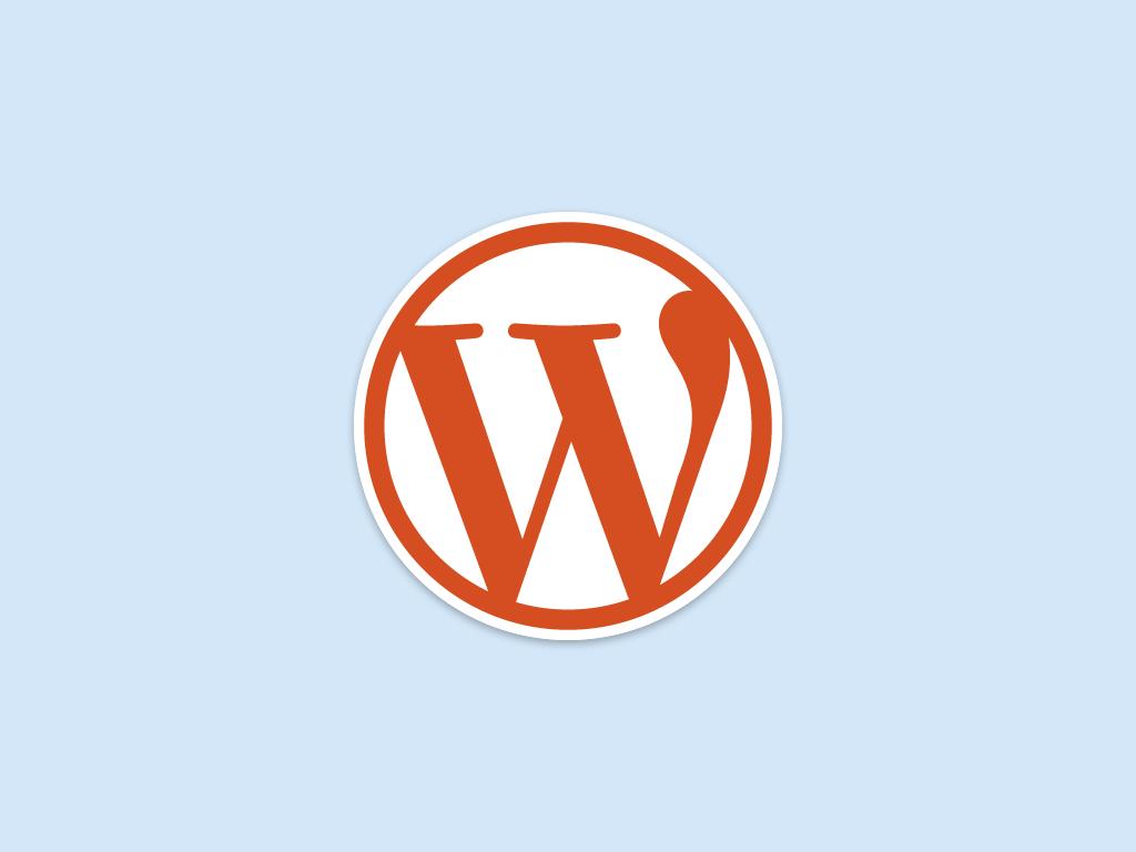 Wordpress Logo About » Logos and...