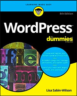 WordPress for Dummies cover