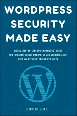WordPress Security Made Easy cover
