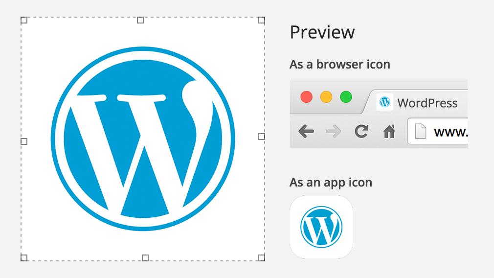 Site ikonları