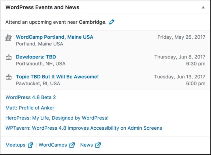 WordPress 4.8 Evans Yayınlandı
