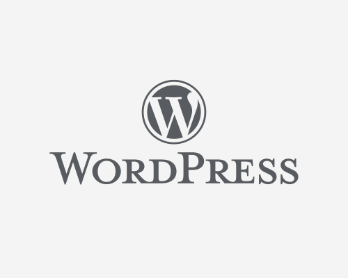 WordPress Logotype - Alternatif