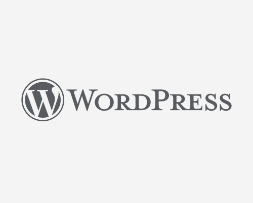Logo WordPress – standard